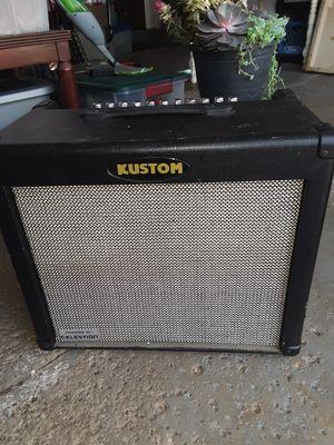 Kustom Quad 65DFX amp for Sale in Akron, OH