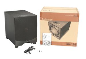 Klipsch RW-12d sub. $275. Retails $799 for Sale in Riverside, CA