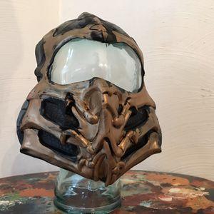 Mortal Kombat Scorpion Ninja Face Mask for Sale in Golden, CO