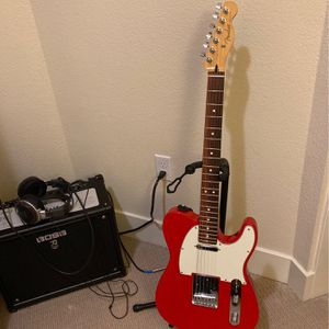 Fender Telecaster for Sale in San Mateo, CA
