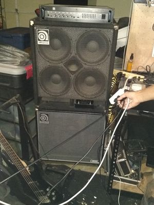 Ampeg B2R bass stack for Sale in Arroyo Grande, CA