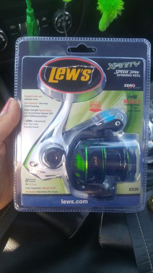 Lews. Xfinity Fishing Reel for Sale in Mesa, AZ