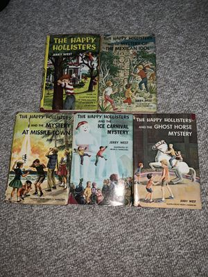 Happy hollister vintage books for Sale in Stoughton, MA