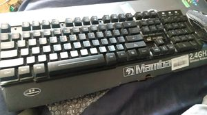 Wireless keyboard and mouse - Brand Ziyou Lang for Sale in Bakersfield, CA