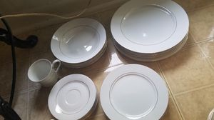 Classic gold china for Sale in Herndon, VA