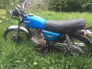 1976 Kawasaki KZ200 motorcycle for Sale in Happy Valley, OR