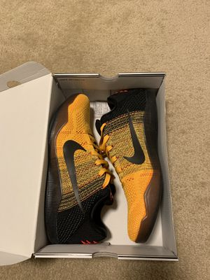 Nike Kobe XI Elite Low Bruce Lee New Size 12 for Sale in Orlando, FL