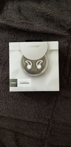 Bose sleepbuds (brand new) for Sale in Chicago, IL