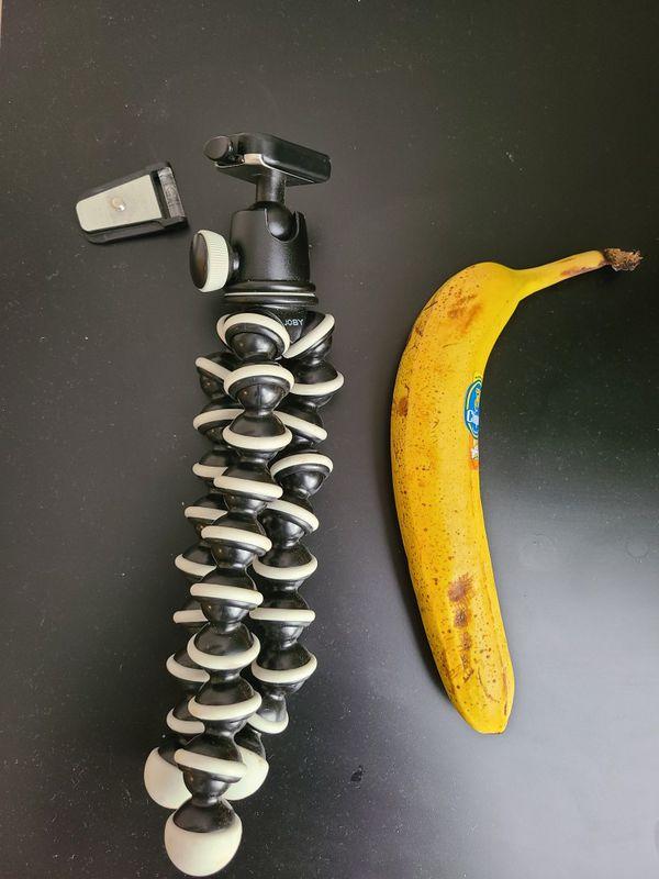 SOLD - JOBY GorillaPod SLR Zoom Kit