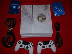 PS4 DESTINY EDITION for Sale in Martinsburg, WV