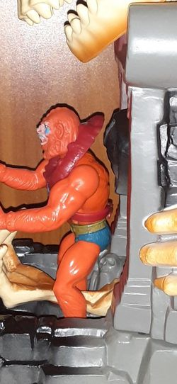 1985 Slime Pit Masters Of The Universe Plus Beastman for Sale in Downey,  CA