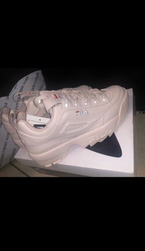 Pink filas for Sale in Commerce City, CO