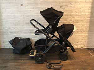 2018 Uppababy Vista Double Stroller for Sale in New York, NY