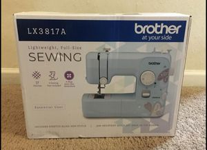 Sewing machine new never open for Sale in Midlothian, VA