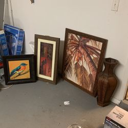 Wall Pictures for Sale in Largo,  FL