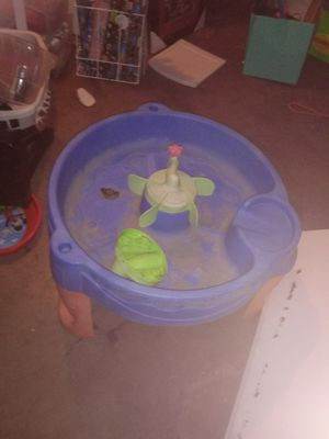 Sand water toy for Sale in Arlington, TX
