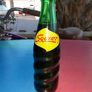 Vintage 1958 Unopened Squirt Soda Bottle. L@@K!!! for Sale in Mesa, AZ