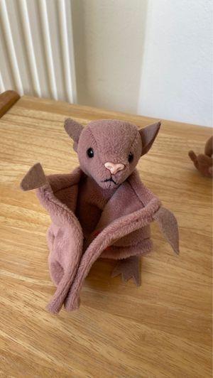 Bat 🦇 beanie baby for Sale in Houston, TX