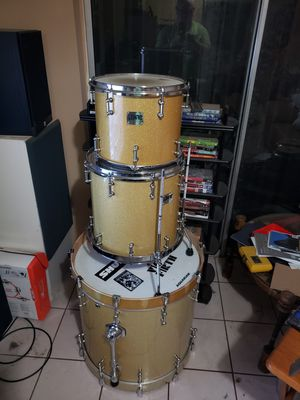 Shine Drums, custom made in USA for Sale in Hialeah, FL