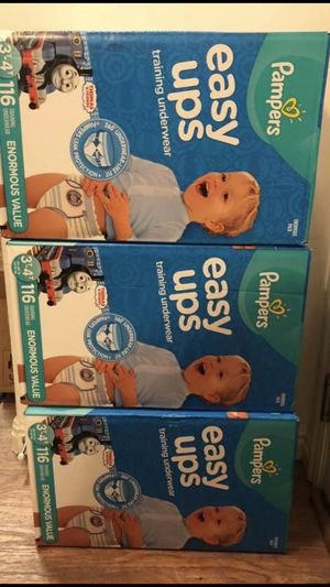 Pampers easy ups for Sale in Sandy, UT