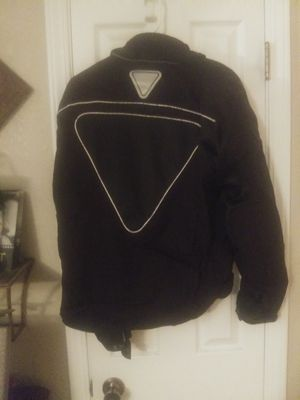 Triumph motorcycle jacket$60 for Sale in Madera, CA