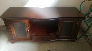 TV entertainment center for Sale in Morgan Hill, CA
