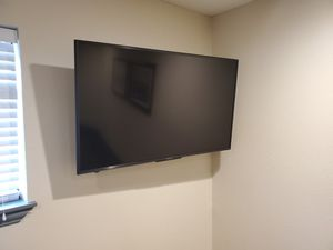 "Barely used 50"" Sharp flat screen TV for Sale in Grapevine, TX"