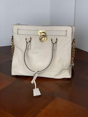 "MICHAEL KORS ""HAMILTON"" Large EW Medium Saffiano Leather Tote Bag **LIKE NEW** for Sale in Tempe, AZ"