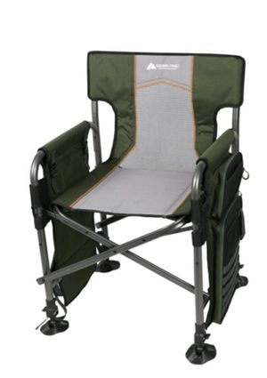 Fishing chair with rod holder for Sale in Scottsdale, AZ