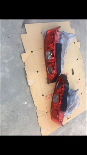 2005-2006 Acura Rsx Dc5 Type R Oem Honda Part Rear Tail Lights-Asking $600.00 Firm for Sale in Norwalk, CA