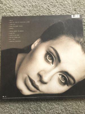Adele Record for Sale in Marlborough, MA