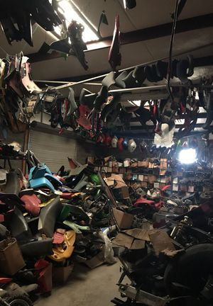 Dirtbike, Motorcycle, ATV Parts + Complete Units for Sale in Thomaston, GA