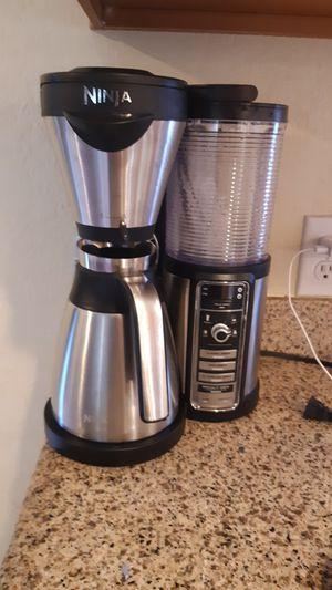 Ninja coffee maker for Sale in Arlington, WA