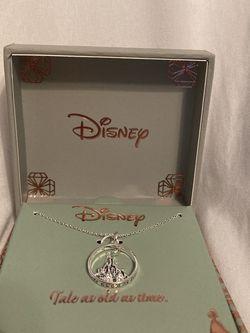 Disney castle Necklace for Sale in Fairmont,  WV
