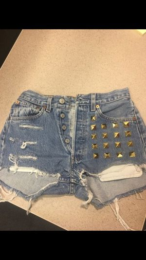 Levi distressed shorts for Sale in Austin, TX
