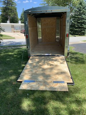 2019 6 x 10 enclosed trailer for Sale in Folsom, PA