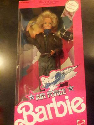 Air Force Barbie for Sale in Everett, WA