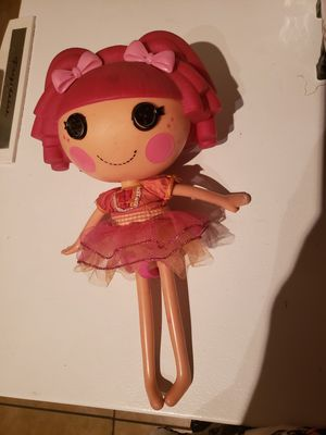 Lalaloopsy doll 💖 for Sale in Henderson, NV