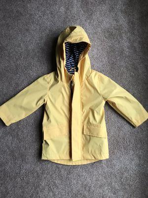 Toddler rain jacket for Sale in Tacoma, WA