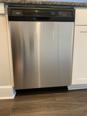 Stainless Steel Whirlpool Dishwasher for Sale in Jacksonville, FL