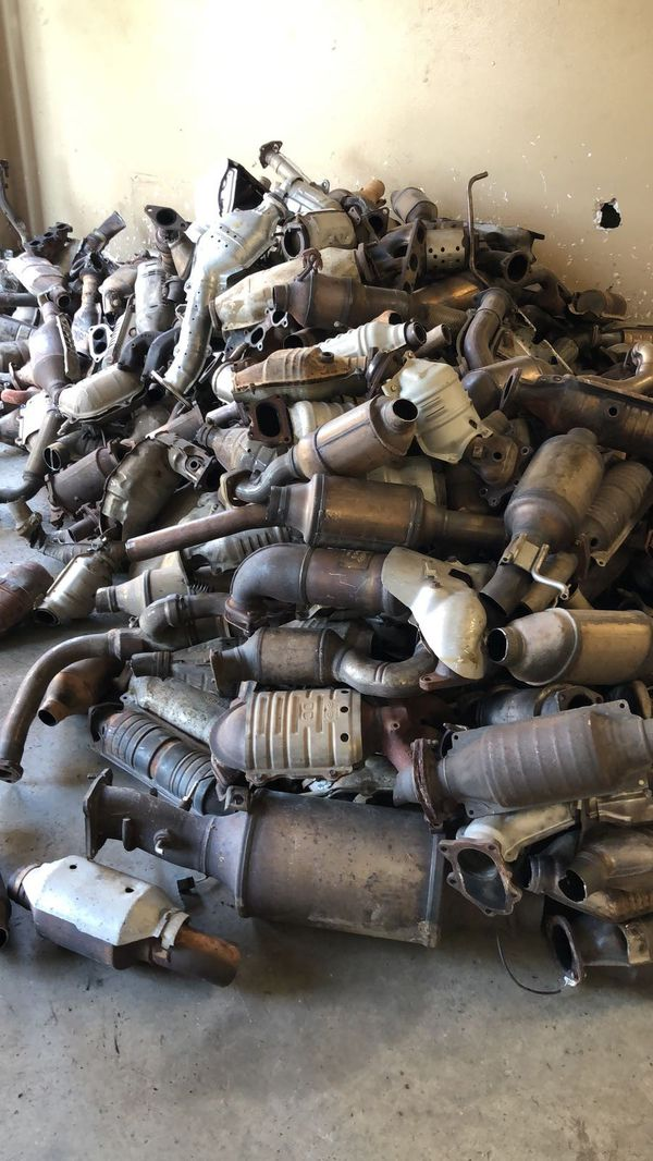Get cash for used , scrap catalytic converters for Sale in Everett, WA -  OfferUp