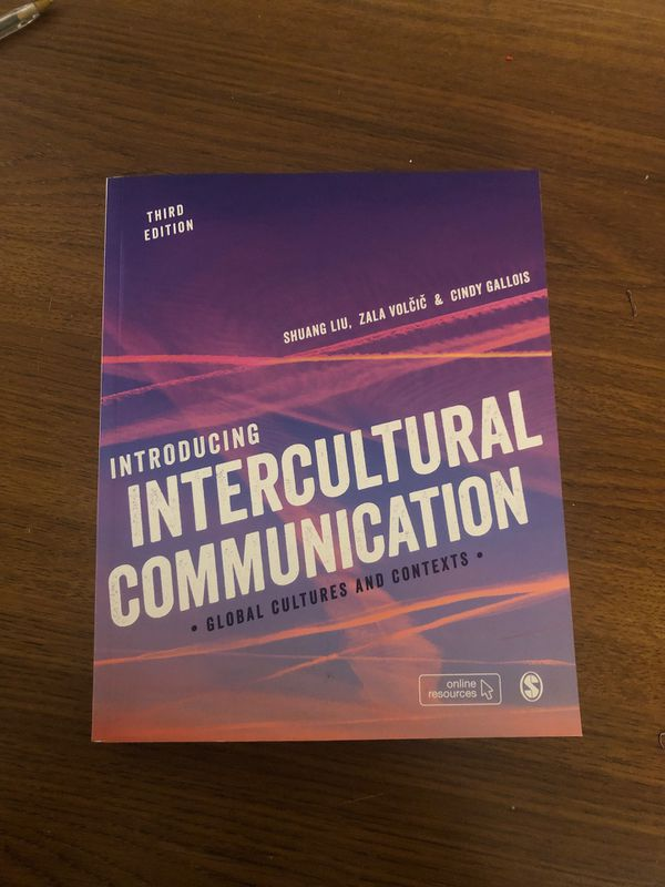 Into International Communication (Never Used)