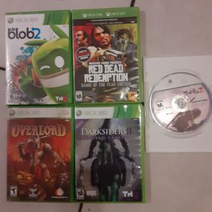 Xbox 360 games for Sale in Phoenix, AZ
