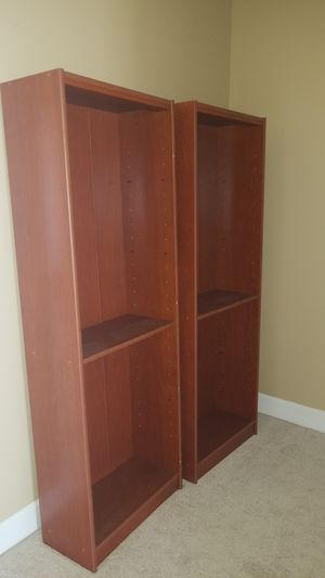Bookshelves (2) for Sale in Woodbridge, VA