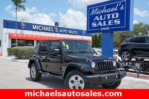 2013 Jeep Wrangler Unlimited for Sale in Miramar, FL