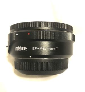 Metabones T Smart Adapter for Canon EF or Canon EF-S Mount Lens to Select Micro Four Thirds-Mount Cameras for Sale in Los Angeles, CA