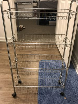 4 tier shelves for Sale in Allendale Charter Township, MI