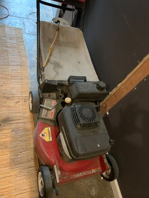 Toro commercial Kawasaki lawnmower for Sale in Glendale, CA