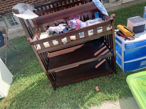 Crib with Changing Table for Sale in Philadelphia, PA