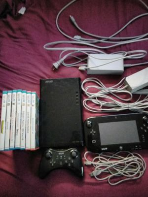 Nintendo Wii U 32 GB for Sale in Selma, TX